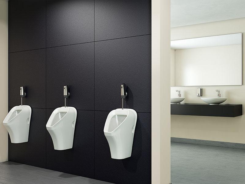 Presto Sensao 8400 N - Robinets d'urinoir électroniques en applique - Batiweb