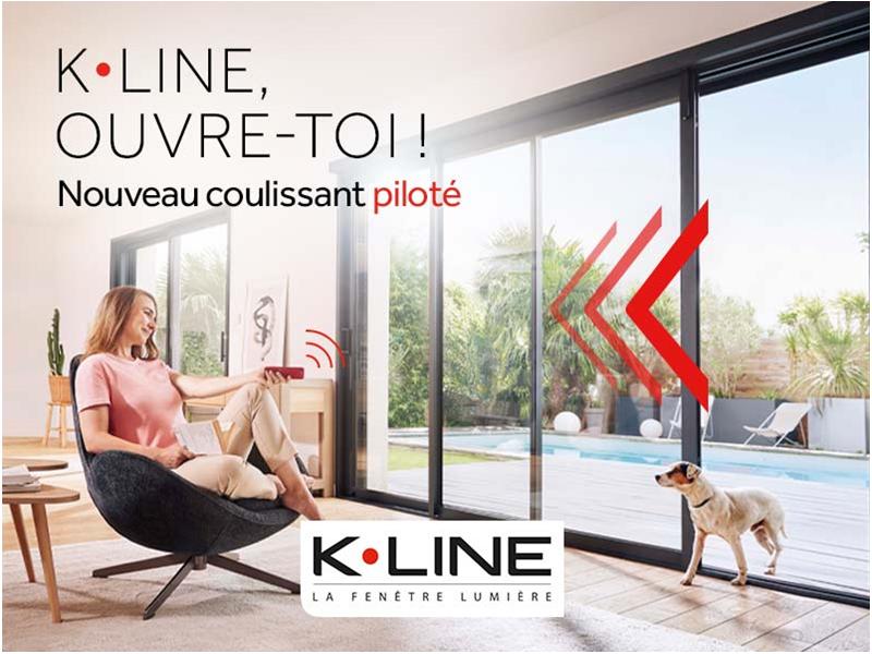 Nouveau Coulissant Piloté K-LINE - Batiweb