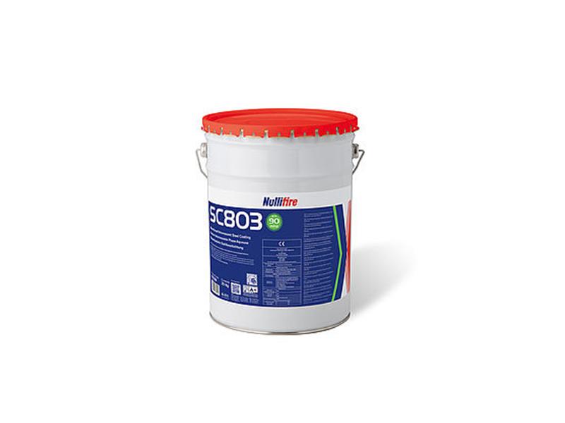 SC803 : Peinture Intumescente Monocomposante - Batiweb