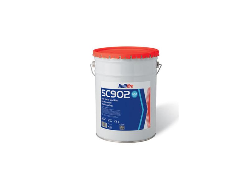 SC902 : Peinture Intumescente Monocouche sur chantier - Batiweb