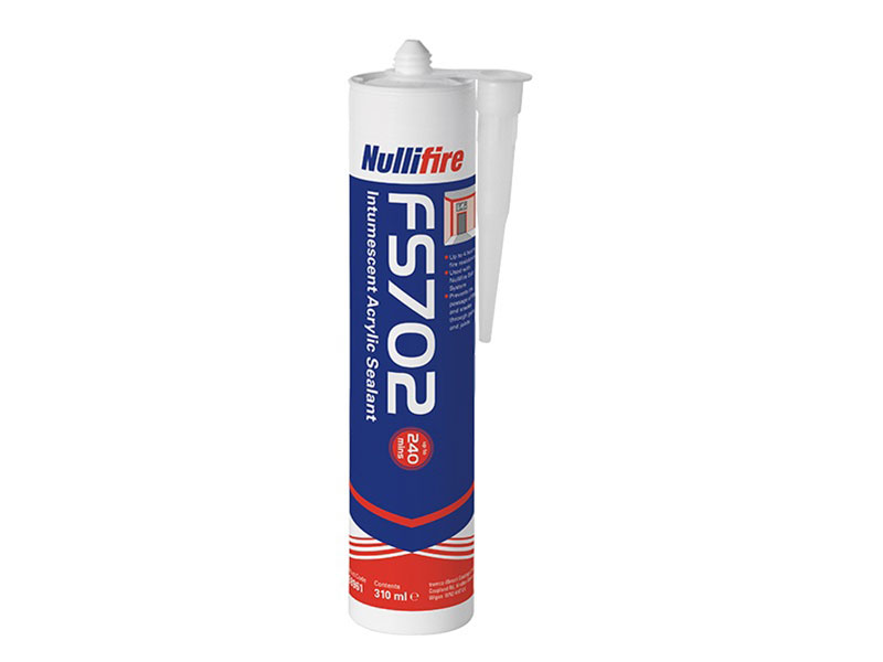 FS702 : Mastic Acrylique Coupe-Feu - Batiweb