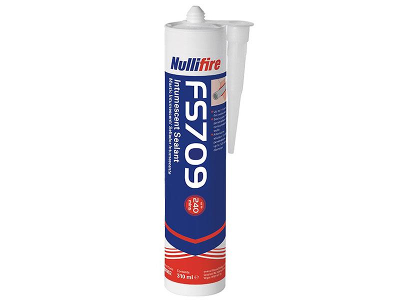 FS709 : Mastic Intumescent Coupe-Feu - Batiweb