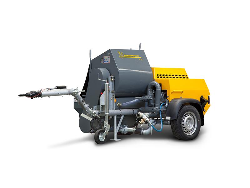 P 13 EMR, Pompe à piston électrique - Batiweb