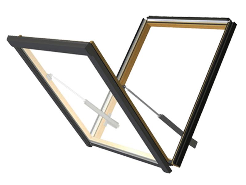CERTITOIT : Fenêtre de toit éclairement et désenfumage - Batiweb