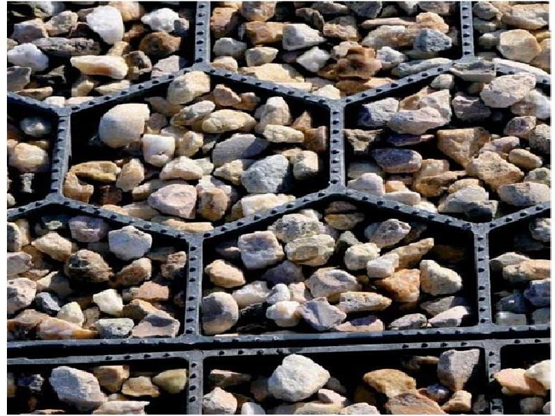 Plaque stabilisatrice de gravier URBANGRAVEL de JOUPLAST - Batiweb