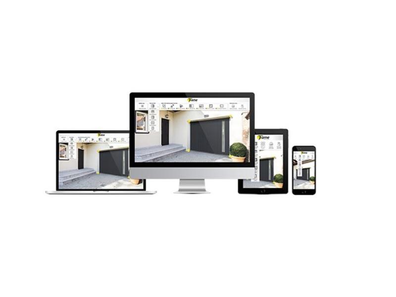 Nouveau configurateur en ligne de portes de garage FAME. - Batiweb