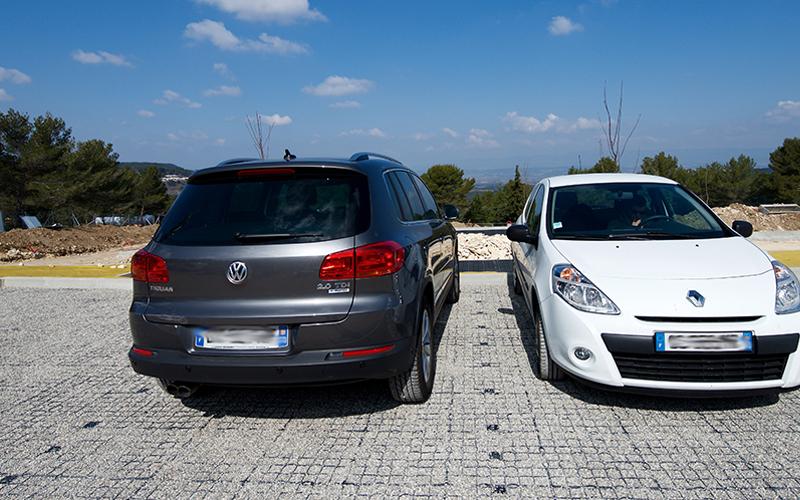 Dalle alvéolaire nidagravel IG040 pour parking en graviers - Batiweb