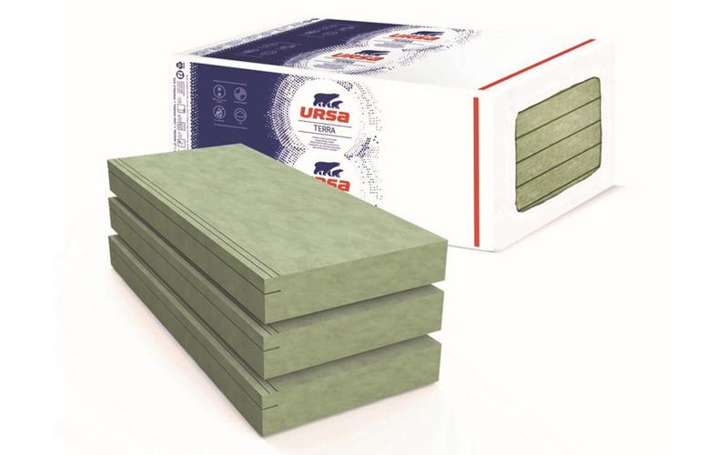Cladursa : La nouvelle solution monocouche URSA dédiée au bardage métallique - Batiweb