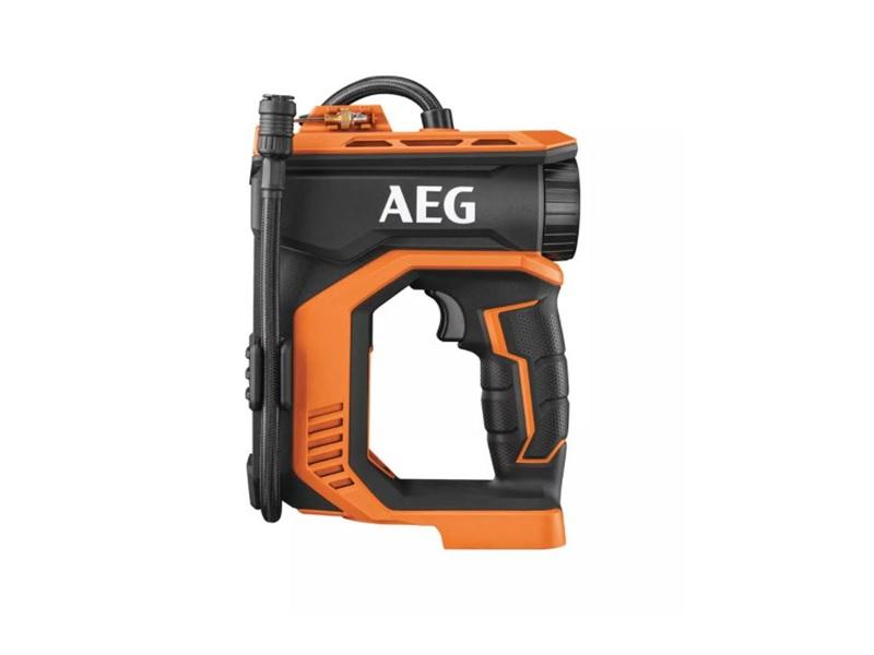 AEG MINI COMPRESSEUR 18V BK18C : un outil pratique et compact pour un usage quotidien - Batiweb