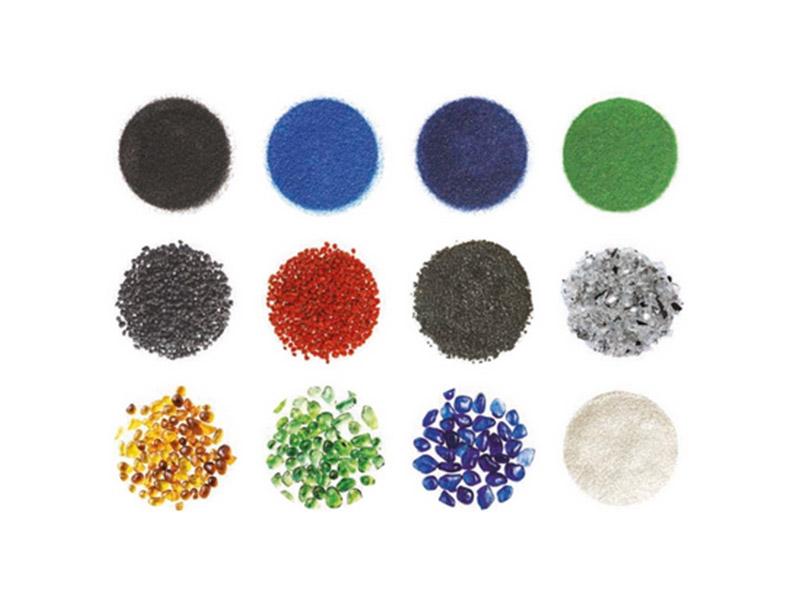 PIERRENDUIT : granulats colorés à incruster pour une finition décorative sur l'enduit PRB STYLDÉCOR - Batiweb