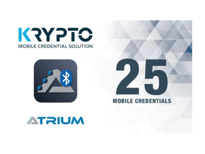 Mobile-Pass KRYPTO de CDVI, une solution de badges dématérialisés - Batiweb