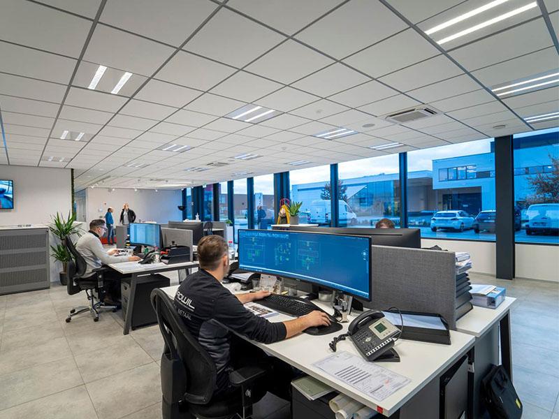 SylSmart Connected Building : l'éclairage intelligent nouvelle génération - Batiweb