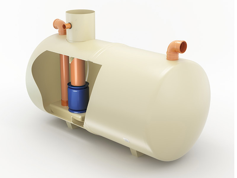 Séparateurs d'hydrocarbures pour stations-service - Batiweb