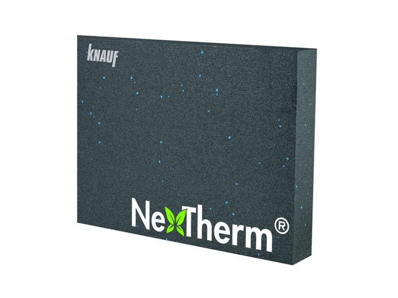 Knauf NEXTherm ITEx, isolant thermique par l'extérieur des façades - Batiweb