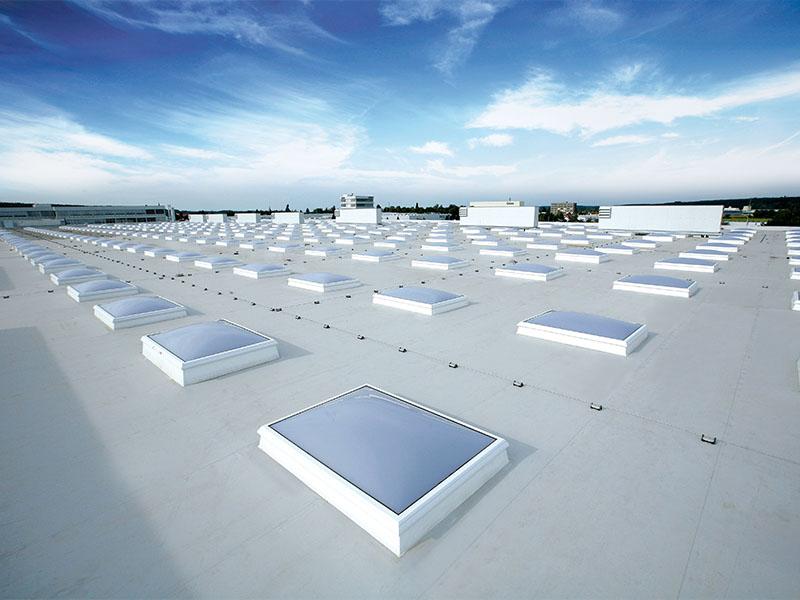 LAMILUX Rooflight F100 - Batiweb