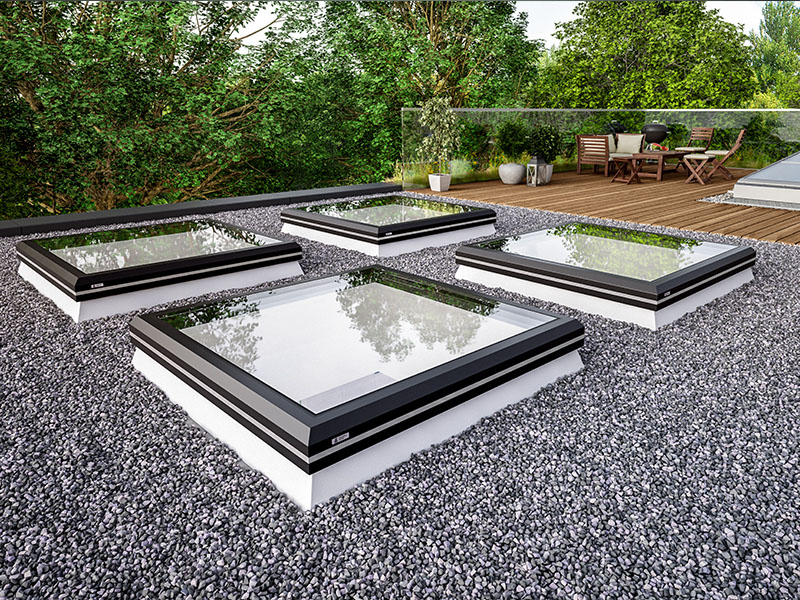 LAMILUX Glass Skylight FE - Batiweb