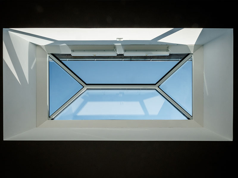 LAMILUX Glass Skylight FE Hipped - Batiweb