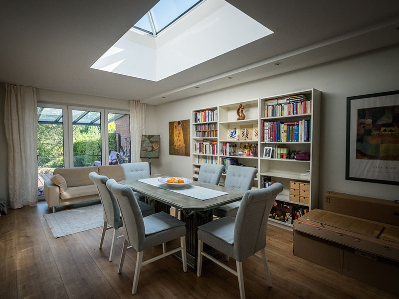 LAMILUX Glass Skylight FE Hipped - Batiweb