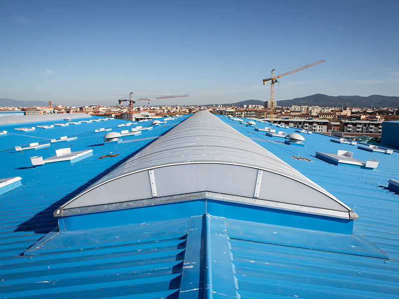 LAMILUX Continuous Rooflight B - Batiweb