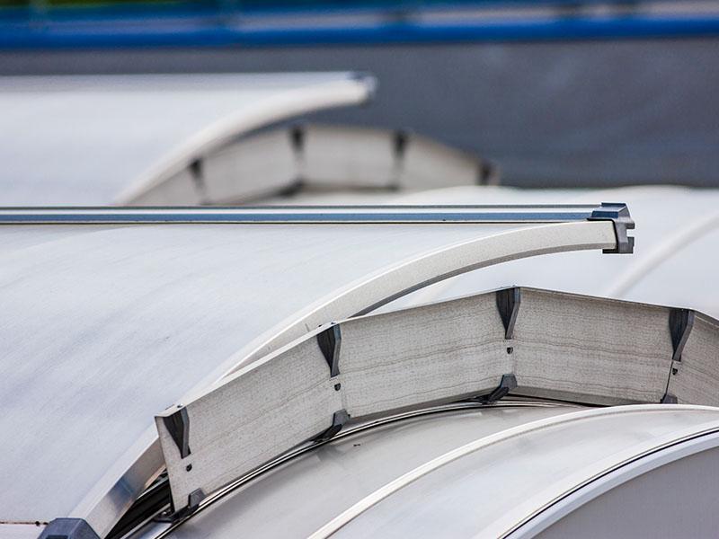 LAMILUX Continuous Rooflight B Passivhaus - Batiweb