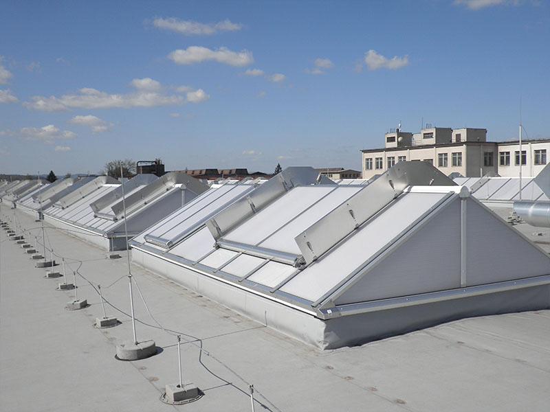 LAMILUX Continuous Rooflight S - Batiweb