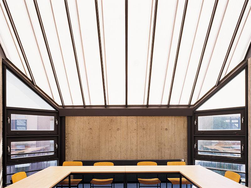 LAMILUX Continuous Rooflight W/R - Batiweb