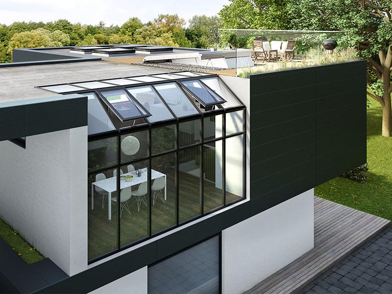 LAMILUX Glass Roof PR60 - Batiweb