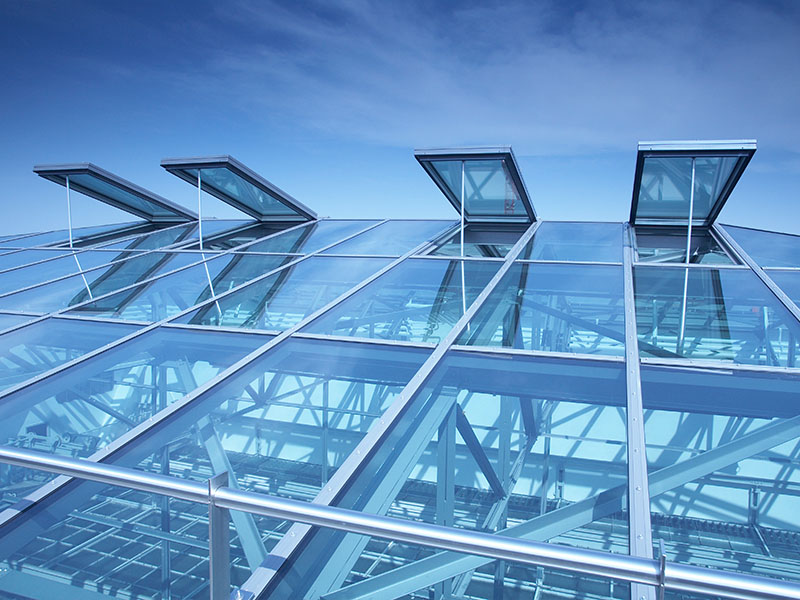 LAMILUX Glass Roof PR60 - Batiweb