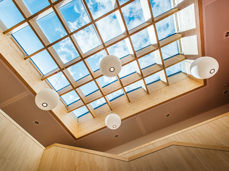 LAMILUX Glass Roof PR60 Passivhaus - Batiweb