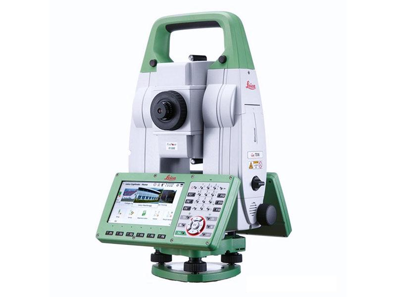 Station Totale Leica TS16 : Optimisez vos relevés - Batiweb