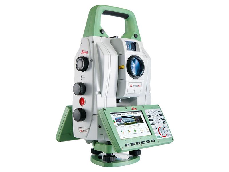 MultiStation Leica Nova MS60 : L'outil idéal pour toutes vos tâches de mesure - Batiweb