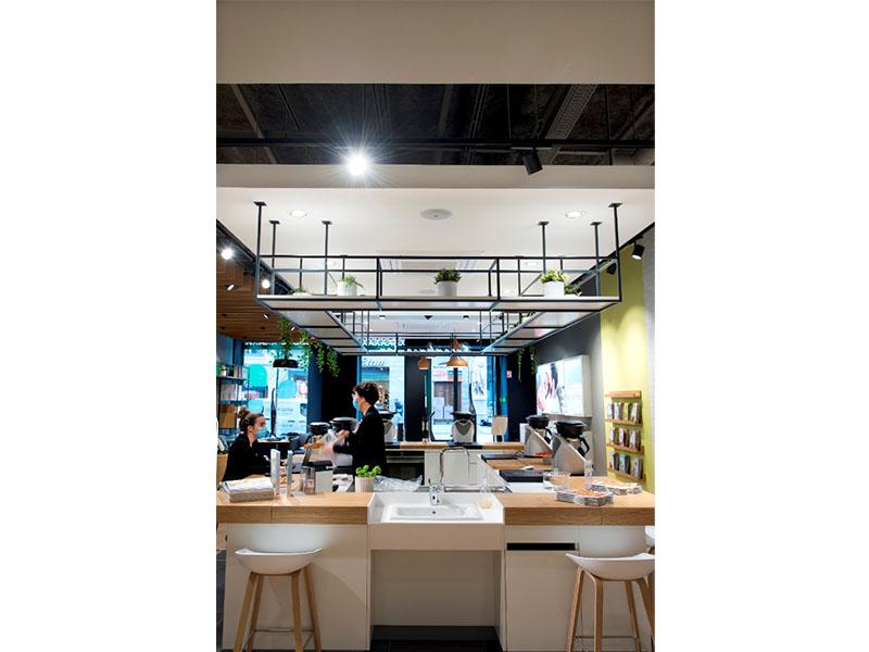 Rockfon® Mono® Acoustic : le plafond acoustique qui vous permet de réaliser tous vos projets ! - Batiweb