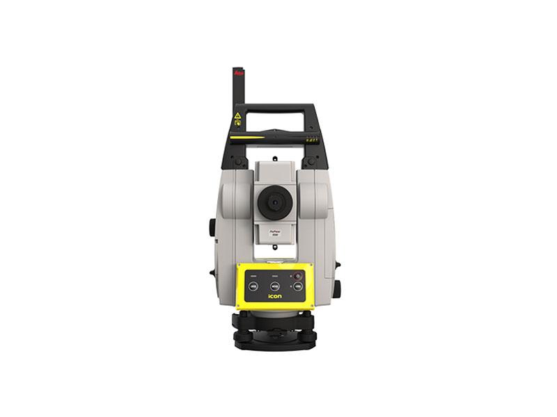 Leica ICON iCR70 : Station Totale Robotisée pour la construction - Batiweb