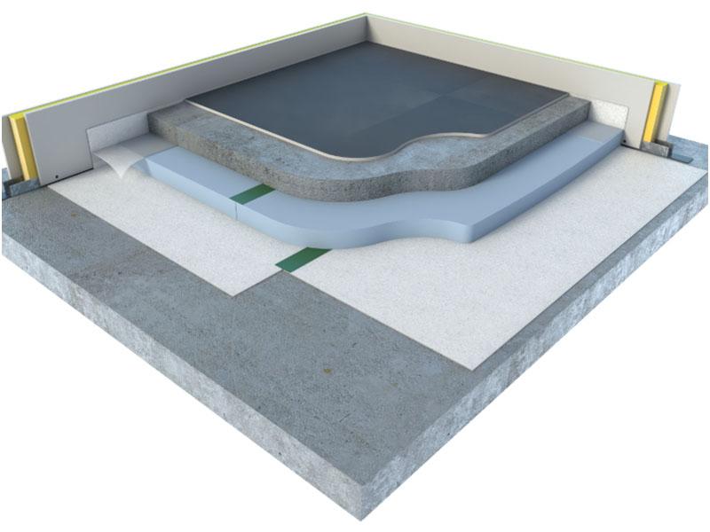 TRAMICHAPE ECO PRO : isolant acoustique éco-responsable - Batiweb