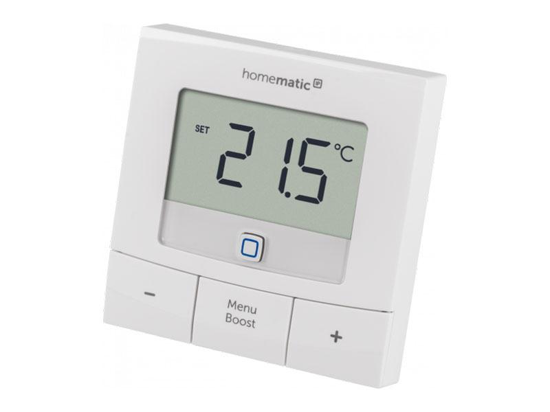 Homematic IP Thermostat mural - Batiweb