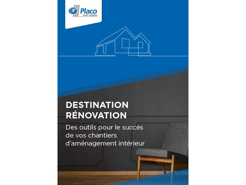 DESTINATION RÉNOVATION : Outils pour le succès de vos chantiers d'aménagement intérieur - Batiweb