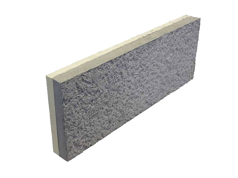 Planelle isolante Isoplanel® sismique - Batiweb