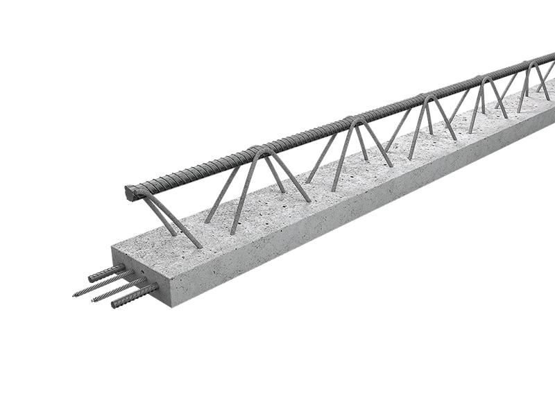 Poutrelle hybride Raid® sans étai - Batiweb