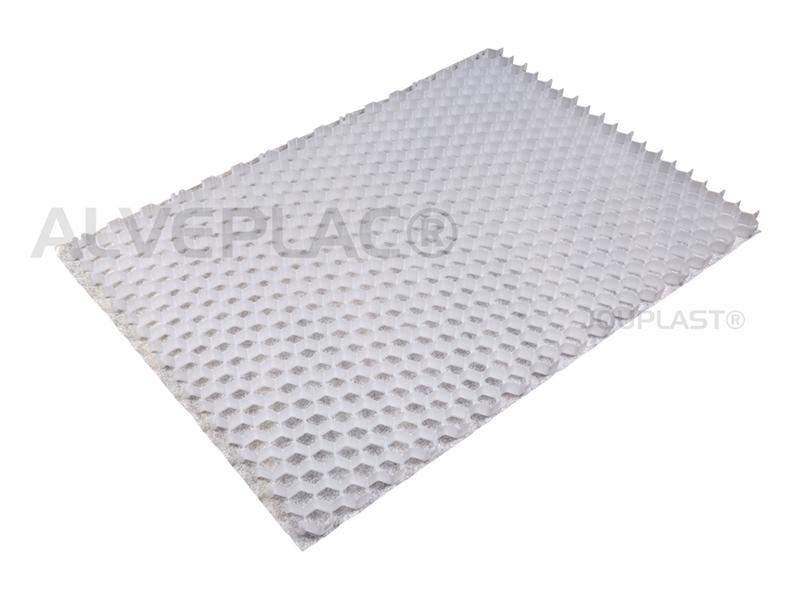 Plaque Stabilisatrice de Gravier ALVEPLAC® - Batiweb