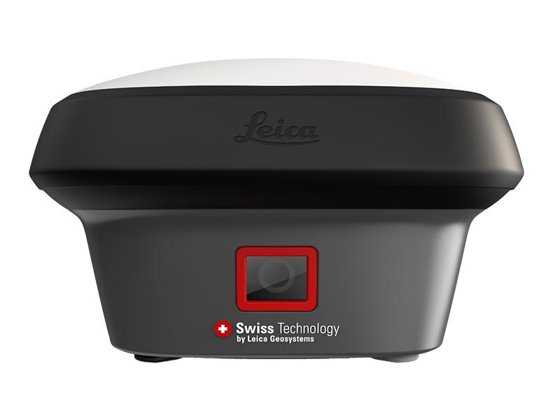 Leica GS18 I : Mobile GNSS Temps réel - Batiweb