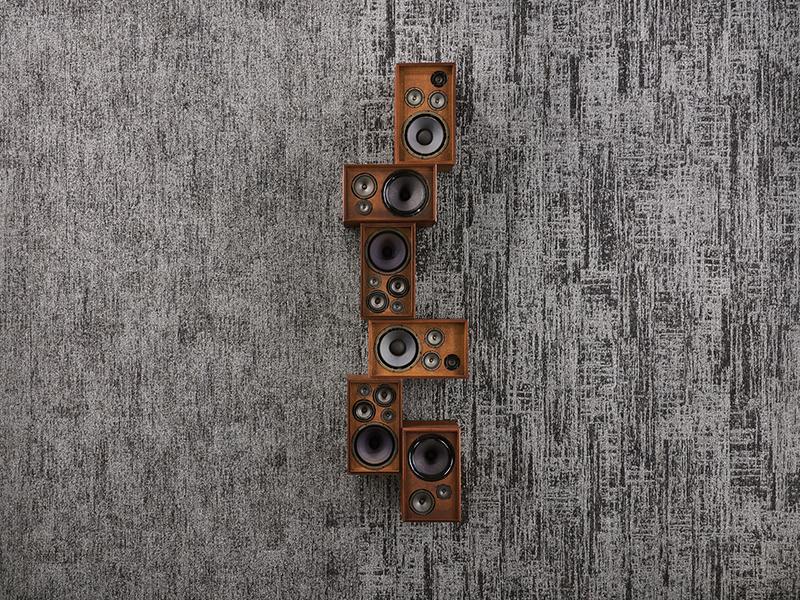 Collection de dalles de moquettes Major frequency par Milliken - Batiweb