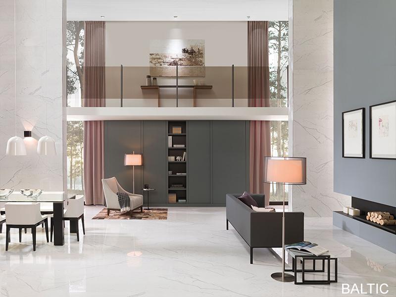 Nouveau carrelage effet marbre Porcelanosa - Batiweb