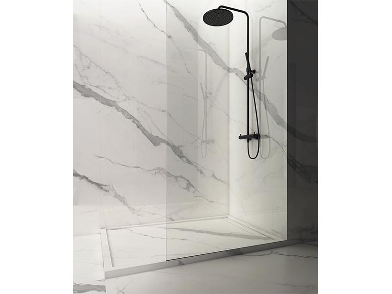 Nouveaux éléments de salle de bains sur mesure en carrelage XTONE de Porcelanosa - Batiweb