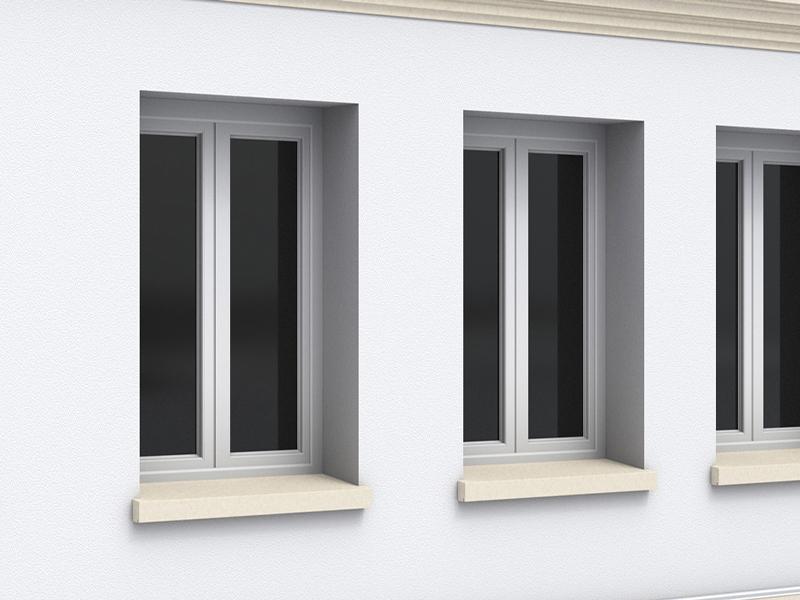 StoDeco Frame F Type AF : appui complet de fenêtre - Batiweb