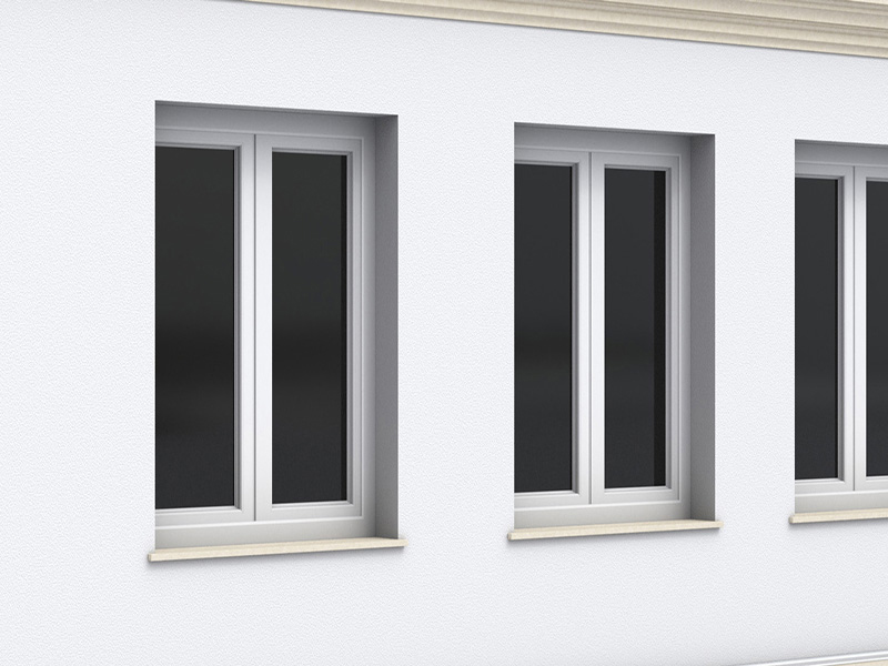 StoDeco Panel SF Type W : tablette de fenêtre - Batiweb