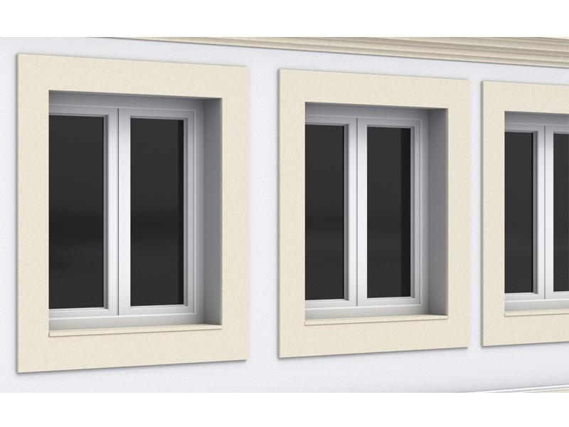 StoDeco Frame Type N 101,N 103 N106 : Encadrement - Batiweb