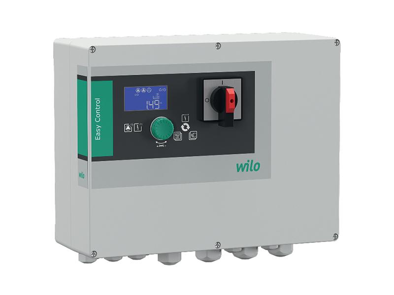 Control EC-L : coffret de commande à microcontrôleur - Batiweb