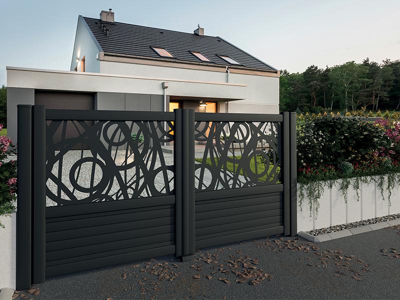Gamme de portails décoratifs - Batiweb