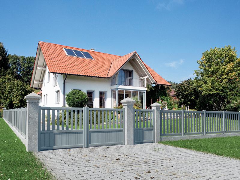 Gamme de portails classiques - Batiweb