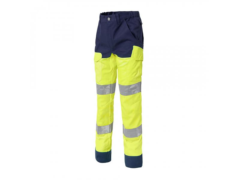Pantalon Genouillères Luklight Entretien Industriel - Batiweb